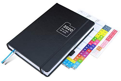 weekview A5 Timer Classic 2020 | Der innovative Wochenplaner für effektives Zeitmanagement | mit wöchentlichen Coaching-Impulsen nach biblischen Prinzipien! | erweitertes Zubehör
