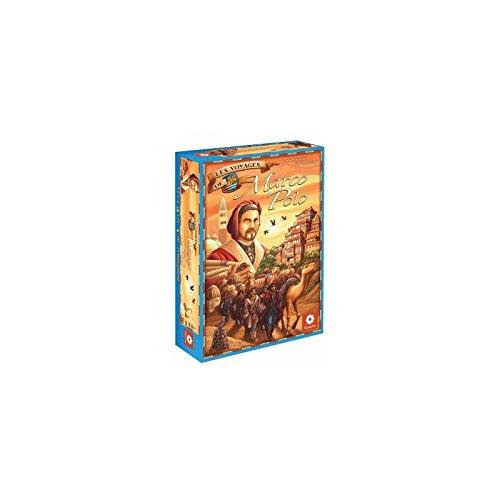 Asmodée fimar01-Spiel Reise- und Tasche-Marco Polo