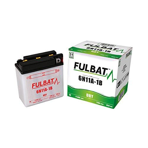 Fulbat - Batteria moto 6N11A-1B 6V 11Ah - Batteria/