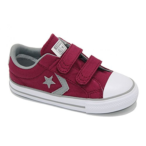 basket-color-rouge-marca-converse-modelo-basket-converse-chuck-taylor-star-player-2v-ox-rouge