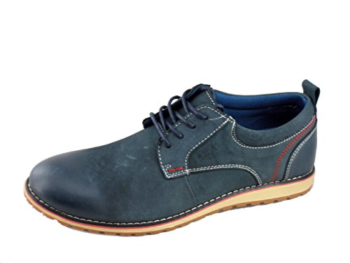 Paredes , Herren Sneaker braun braun 40 EU Blau