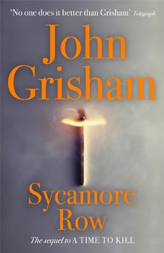 Buchseite und Rezensionen zu 'Sycamore Row' von John Grisham