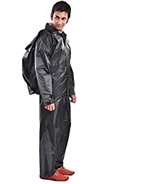 Newera Resolve With Backpack Sleeve Raincoats For Men(Resolve_Bk)