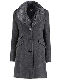 45d54c0b55cf6d Amazon.it: De La Creme - Giacche e cappotti / Donna: Abbigliamento