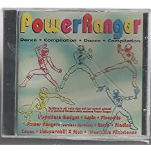 POWER RANGER Dance-Compilation CD