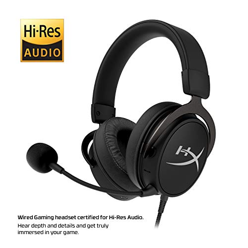 HyperX Cloud MIX Auriculares de juego con cable + Bluetooth