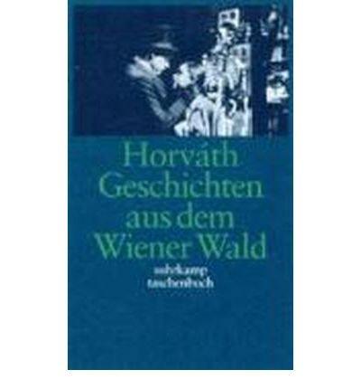 Geschichten aus dem Wiener Wald (Paperback)(German) - Common