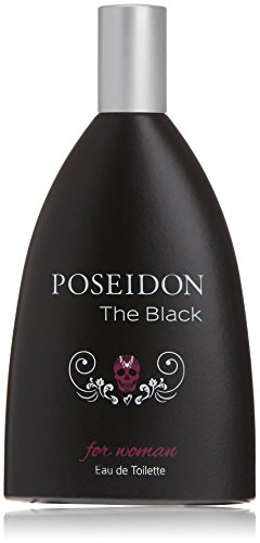 Posseidon The Black Woman Colonia da Donna - 150 ml