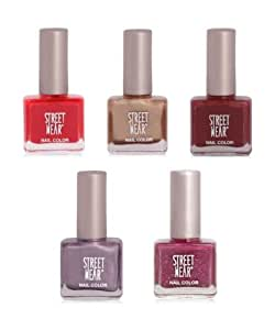 Street Wear Nail Color, Pink Delight (9ml)