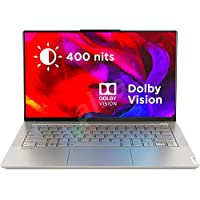 """2020 LENOVO IDEAPAD S940 Touch, 14.0"""" FHD (1920 x 1080) IPS, I7-1065G7 1.30GHZ, UP to 3.90GHZ with Turbo Boost, 8MB Cache, 16GB LPDDR4X3733MHZ RAM, 512GB SSD, Win 10 Home 64 - Iron Grey"""