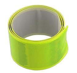 Futaba MTB Reflective Safe Leg Pants Clip Strap Beam Band