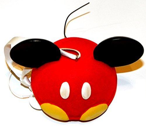Disney World WDW Park 2015Mickey Mouse Ear Kopf Hat Körper Schwanz Weihnachten Ornament (Mouse Bande Mickey)
