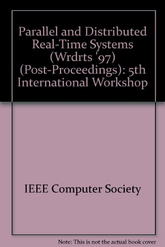 Proceedings of the Joint Workshop on Parallel and Distributed Real-Time Systems: Fifth International Workshop on Parallel and Distributed Real-Time Systems (oorts: 5th International Workshop (Hardware U-joint Von)