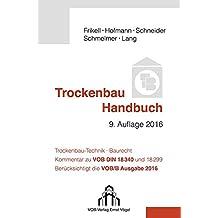 Trockenbau Handbuch