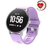 YoYoFit HR Fitness Tracker Watch, 2018 Waterproof Activity Tracker with Heart Rate Monitor