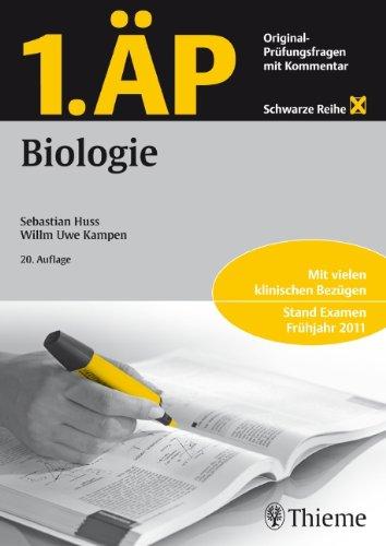 1. ÄP Biologie: Original Prüfungsfragen mit Kommentar gebraucht kaufen  Wird an jeden Ort in Deutschland