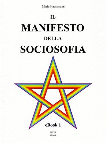 Il Manifesto della Sociosofia - eBook 1
