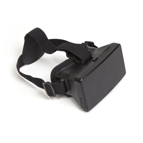 Mobile-media-brille (Thumbs Up VIRTREALHD - Virtual Reality Brille für Smartphones)