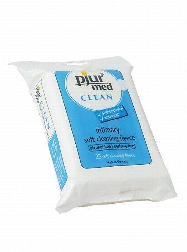 Pjur med Clean Fleece