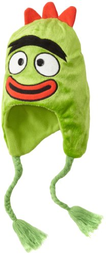 Yo Gabba Gabba Brobee Mütze mit (Brobee Kostüme)