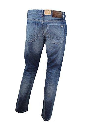 NAPAPIJRI LUND GENIAL Jeans mid blue Blau