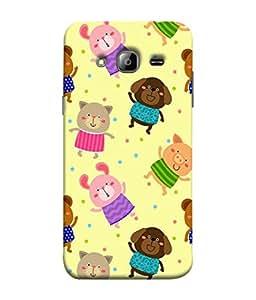 PrintVisa Designer Back Case Cover for Samsung Galaxy On7 G600Fy :: Samsung Galaxy Wide G600S :: Samsung Galaxy On 7 (2015) (Dolls rockz This time for dance)