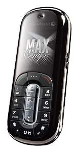 Maxfield Max-Onyx Handy & MP3-Player