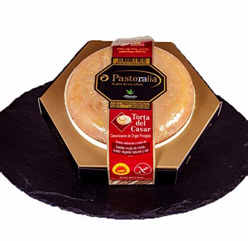 Torta del Casar D.O.P. Pastovelia (3 piezas de 250g)