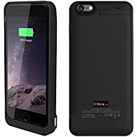 Ultra® nero Iphone 6s 6 Plus 5,5