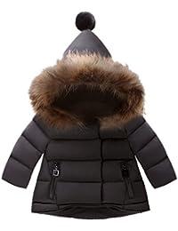 Manteau bien chaud fille