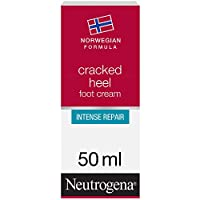 Neutrogena Foot Cream, Norwegian Formula, Cracked Heel Intense Repair, 50ml