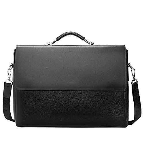 XXXSDD Business Männer Aktentasche Laptop Handtasche Tote Mann Tasche Für Männer Umhängetasche Männliche BüroUmhängetasche
