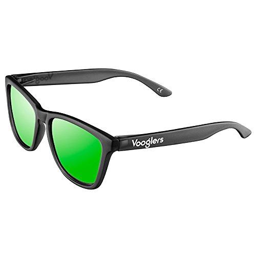 Vooglers® Lunettes De Soleil Polarisées Sunglasses Unique Santorini Sunset Polarized Uv400 Cadre Lumineux Violet vpRvE