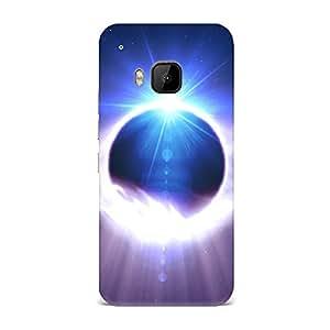 Qrioh Printed Designer Back Case Cover for HTC M9 - 59M-MP3865