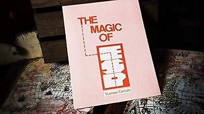 Murphy's The Magic of ESP by Stanton Carlisle - Book