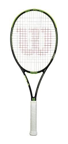 Wilson Turnierschläger Blade 98 16x19, Schwarz, 1, WRT72350U