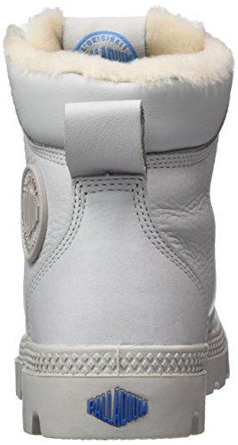 Palladium Pampa Sport Cuff Wps, Anfibi Unisex-Adulto Grau (091)