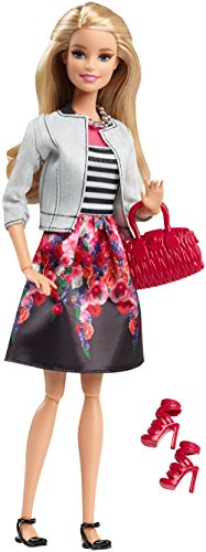 Barbie DHD85 - Style Look a Fiori