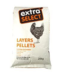 Extra Select Layers Pellets