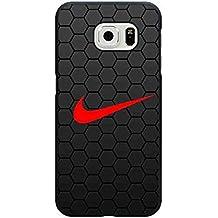 mike Just Do It móvil, logo de Nike funda/carcasa American Marca mIKE móvil para Samsung Galaxy S6