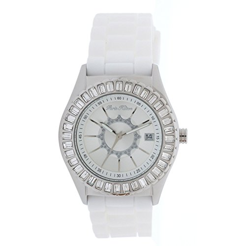 paris-hilton-damen-armbanduhr-weiss-ph12009m