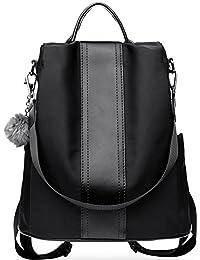 e0aecdf190 Minetom Women Fashion Nylon Zaino antifurto Zaini impermeabili Borse a  spalla Borse a tracolla Daypack