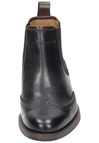 Galizio torresi bottines homme-noir Noir - Noir