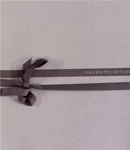 Paris haute couture (Version Luxe)