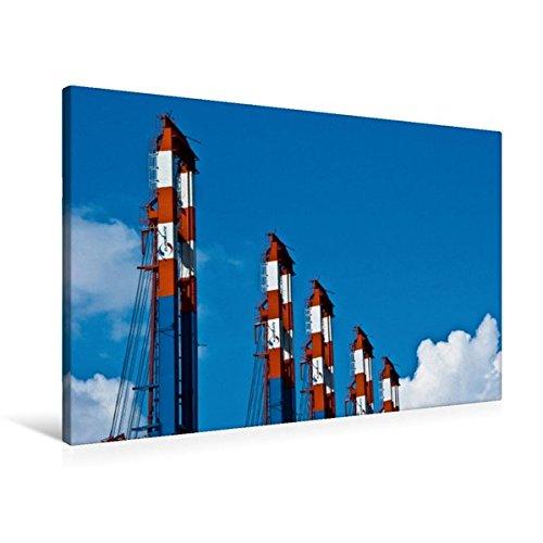 Premium Textil-Leinwand 90 cm x 60 cm quer, Pause machen. | Wandbild, Bild auf Keilrahmen, Fertigbild auf echter Leinwand, Leinwanddruck (CALVENDO Mobilitaet)