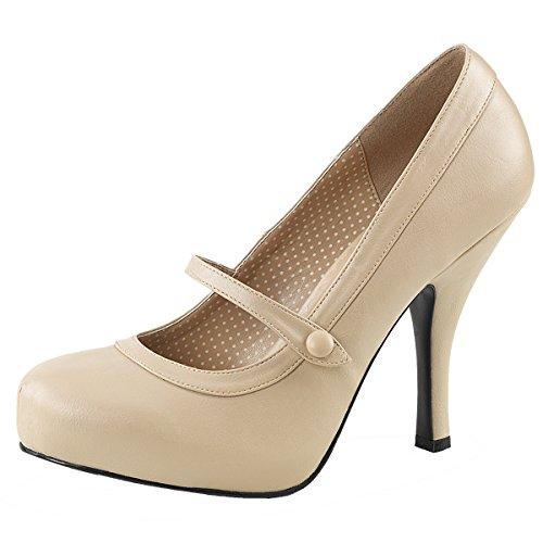Beige femme Perfect Hi Slippers Top Heels AUSXA6
