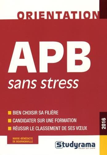 APB sans stress