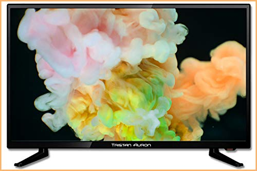 Tristan Auron 60 cm (24 Zoll) Full HD Fernseher TV (Triple Tuner, Full-HD, LED-Backlight, 200Hz) LED24FullHD