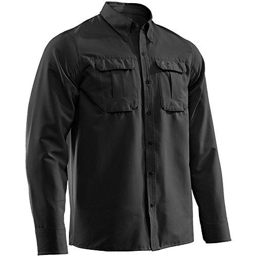 Under Armour T-shirt Uniform (M?nner taktische Geschwindigkeit Shirt, W¨¹ste SND / DS LOGO, 2XL)