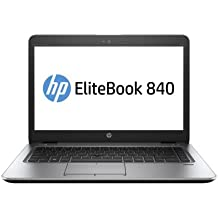 HP EliteBook 840 G3-1JD62UP#ABA (14Ó FHD, Intel Core I5-6300U 2.4Ghz, 8GB DDR4, 256GB SSD, Bluetooth 4.2, Windows 10 64)